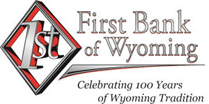 Business member: First Bank of Wyoming