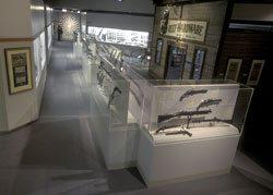 Cody Firearms Museum: gallery. Firearms-01SC