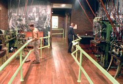 Cody Firearms Museum: factory exhibit. Firearms-03SC