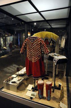 Plains Indian Museum: Dyck Collection. Indian-03CG