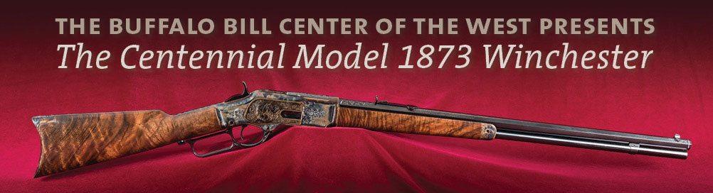 The Centennial Model 1873 Winchester