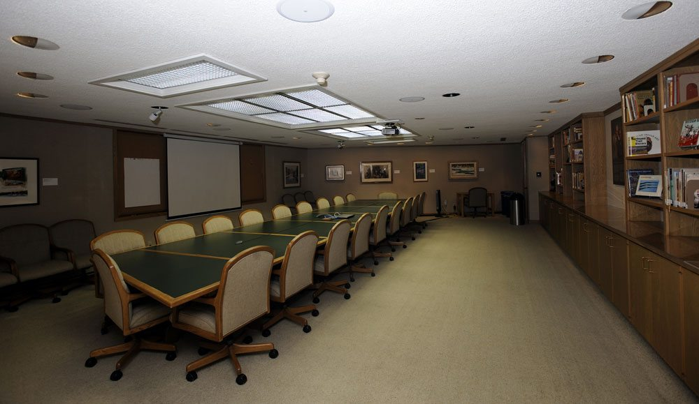 Our Webster Boardroom