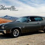 Win a 1970 Chevelle SS in raffle and support the Center