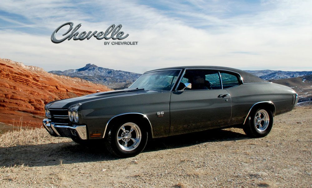 2013 raffle car: 1970 Chevelle SS. Photo by Jeff Shrin