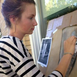 2016 Conservation Intern Effie Clark