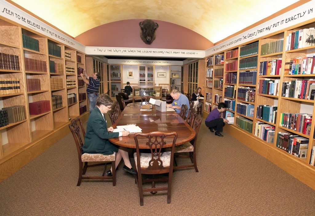 Our November 3 Coffee & Curators event for members features the McCracken Research Library