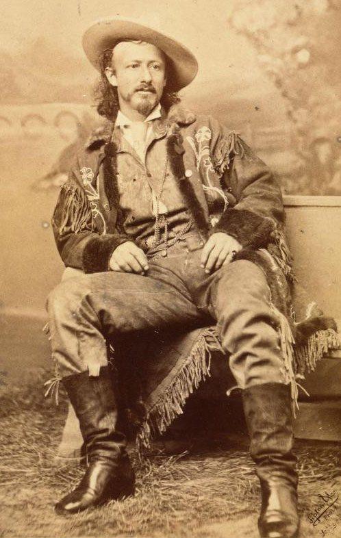 Texas Jack Omohundro, ca. 1880. P69.1586