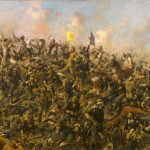 """A Treasure from Our West: Paxson's """"Custer's Last Stand."""" 19.69"""