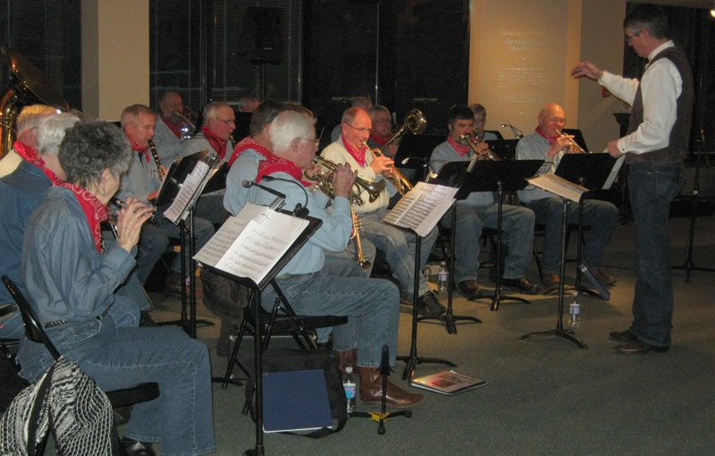 The Buffalo Bill Band