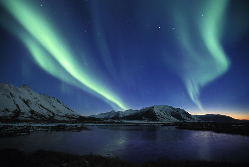 'Northern Lights' by Florian Schultz