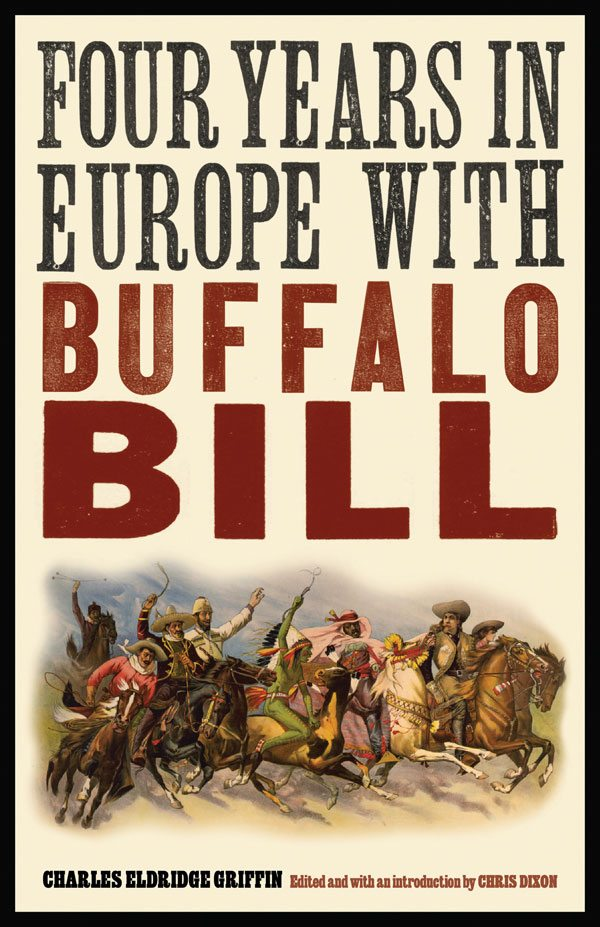 Book: Four Years in Europe with Buffalo Bill