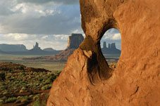 Monument Valley, Utah, 2001. Bruce Dale/National Geographic Stock