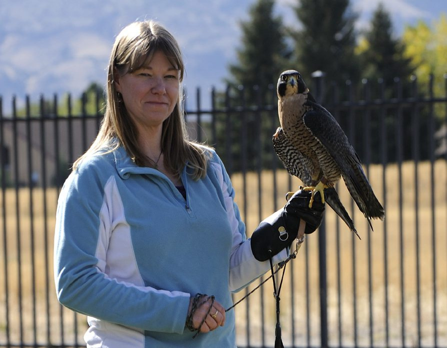 The employees at the Greater Yellowstone Natural History Museum love their jobs!