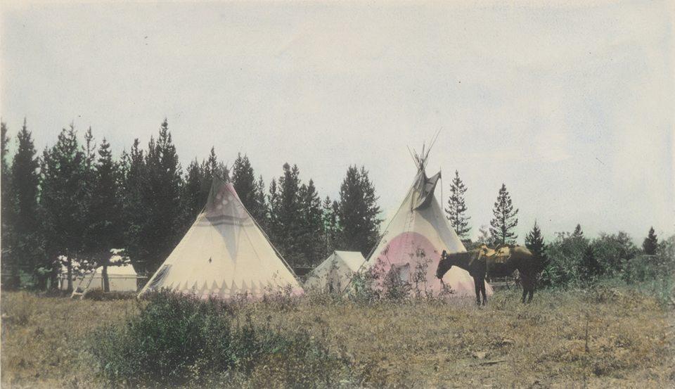 Paul Dyck Collection: Blackfeet - Buffalo Bill Center of the