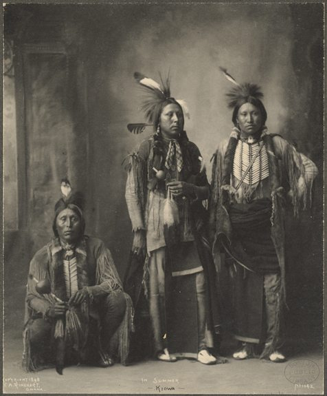 Kiowa Mens Clothing
