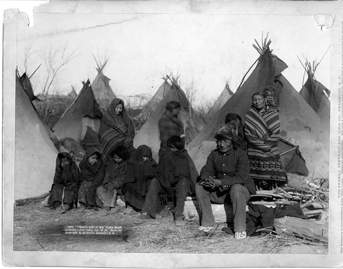 paul dyck collection  sioux
