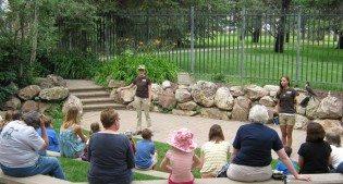 Draper Museum Raptor Experience program