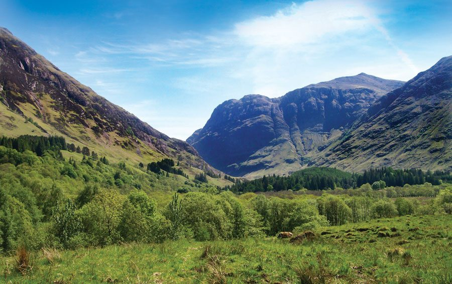 Scots in the West: Glencoe, Scotland. By Jeremy M. Johnston