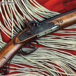S. Hawken Plains rifle, ca. 1860. 1997.4.7