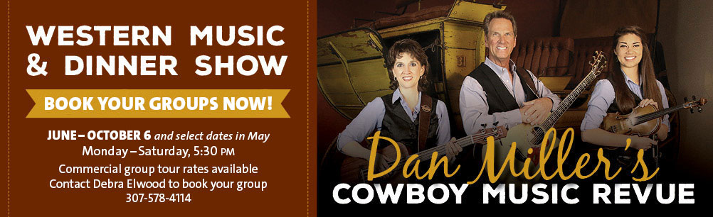 Dan Miller's Cowboy Music Revue, Groups 2018