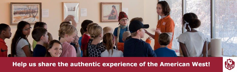 Help us share the authentic experience of the American West