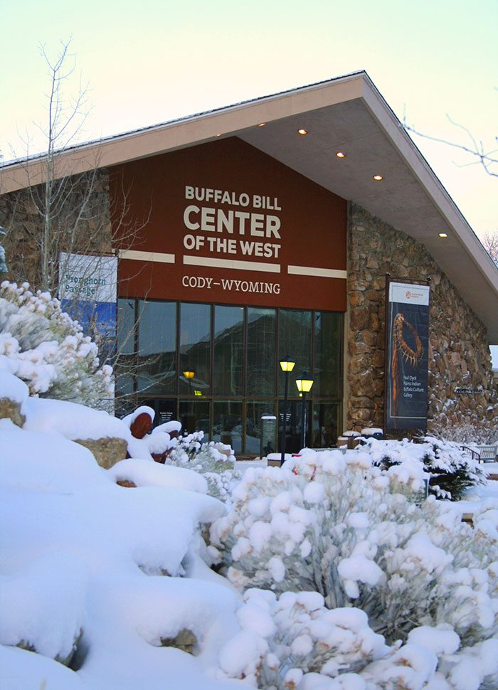 Buffalo Bill Center of the West, winter 2014