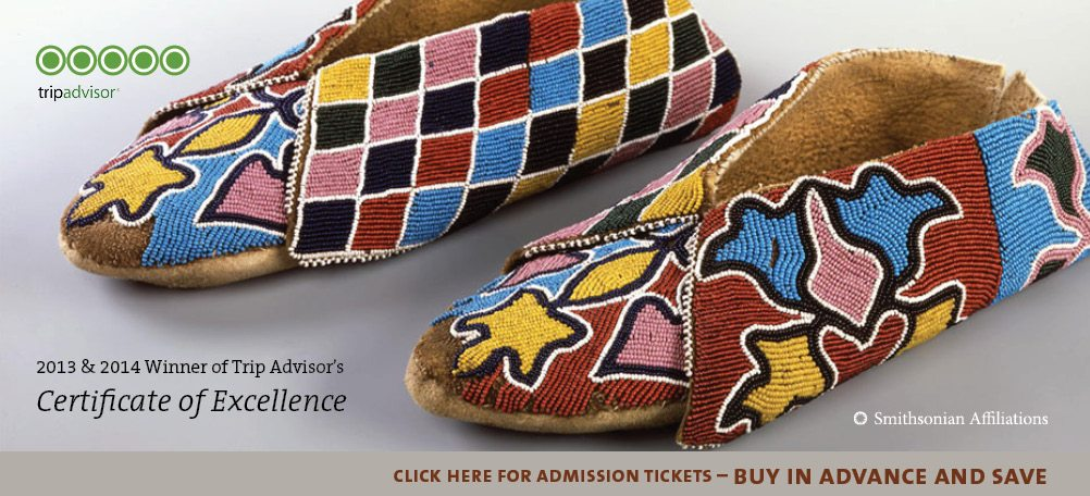 Save $! Buy tickets online to visit the Buffalo Bill Center of the West.