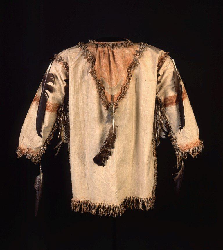 Ghost Dance Shirt. NA.204.2
