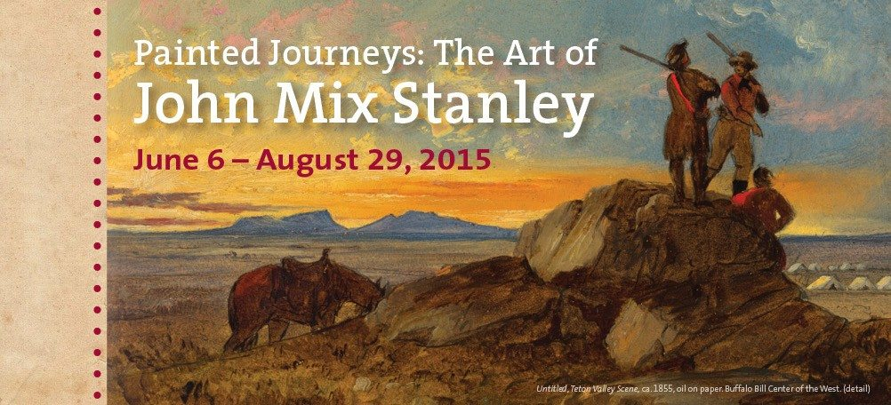 Painted Journeys: The Art of John Mix Stanley Special Exhibition