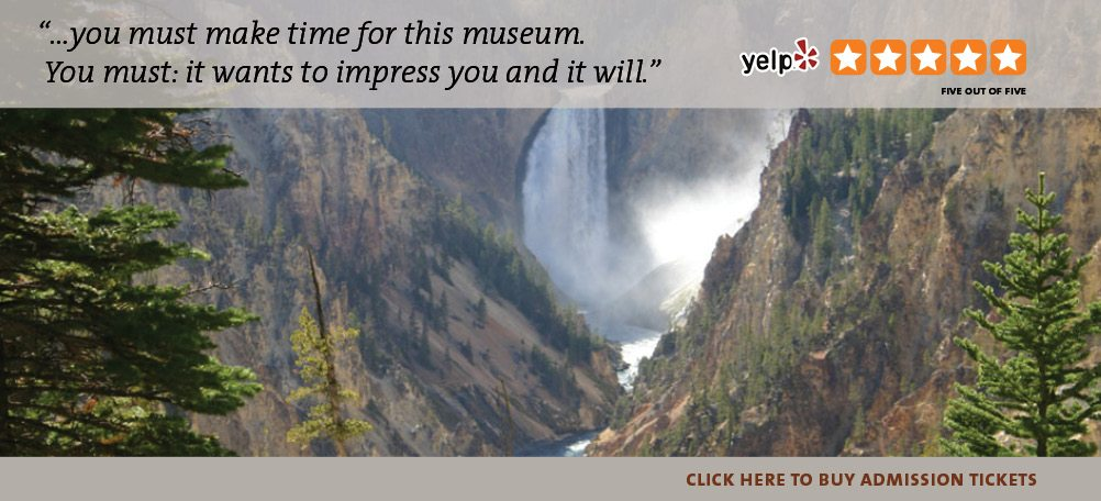 Buy tickets now to visit the Buffalo Bill Center of the West.