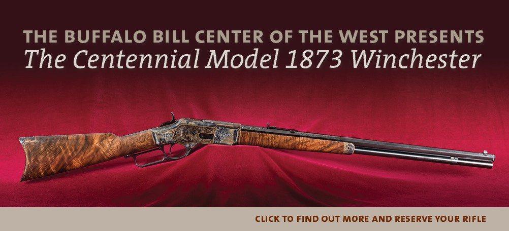 Centennial Model 1873 Winchester