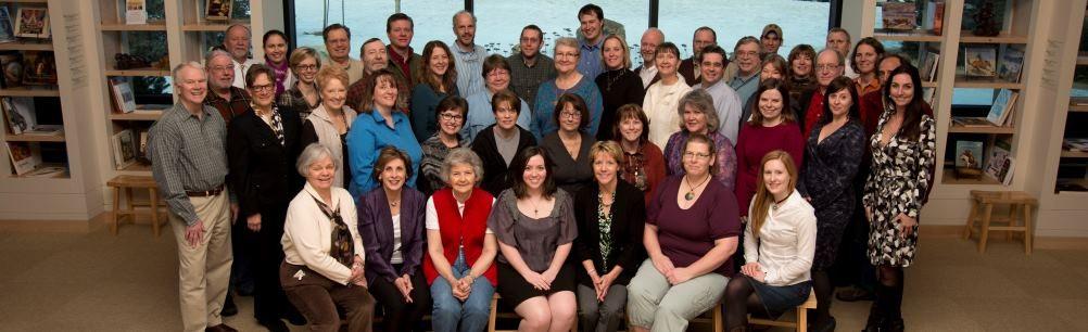 Early 2013 Staff Photo