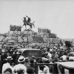 Buffalo Bill--The Scout Dedication Ceremony