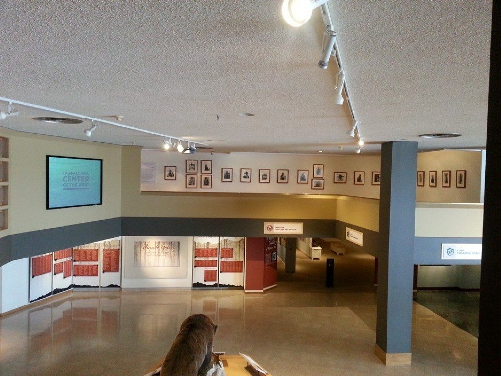 Developing Stories, view from the Kriendler gallery