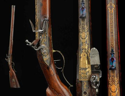 Journeying West: Distinctive Firearms from the Smithsonian. L.373.2012.52