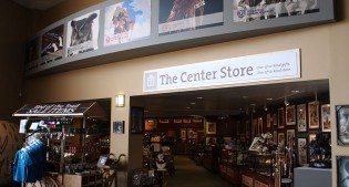 The Buffalo Bill Center of the West's on-site store.