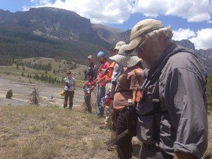 Lunchtime Expedition: Archaeology, Mountain Heritage at Risk @ Center of the West's Coe Auditorium | Cody | Wyoming | United States