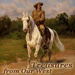 Treasures from Our West blog thumbnail: Rosa Bonheur's 'Col. William F. Cody.' 8.66