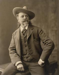 Buffalo Bill, ca. 1900