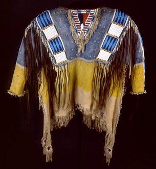 Red Cloud's shirt