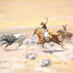 Points West Online: Remington and Russell present the Mythic Cowboy