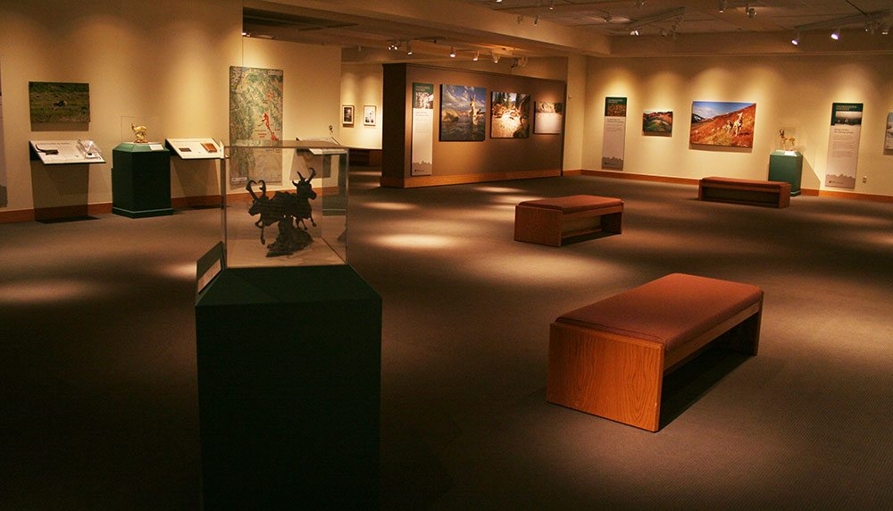 John Bunker Sands Photography Gallery, Buffalo Bill Center of the West