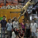 Summer 2013 Conservation Interns at Caleco Foundry