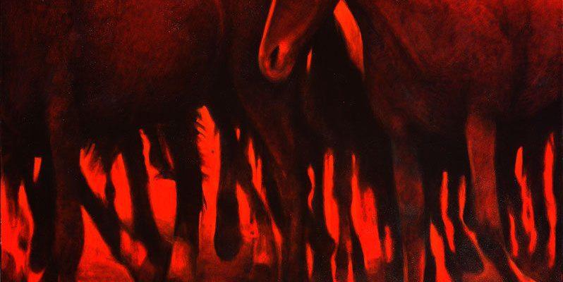 """John Giarrizzo's """"Red Desert,"""" 4.04.2"""