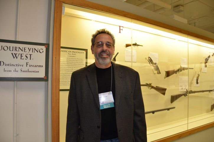 Smithsonian Affiliates Director Harold Closter in the CFM