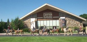 Buffalo Bill Horse Rides: every day all summer! @ from the Buffalo Bill Center of the West | Cody | Wyoming | United States
