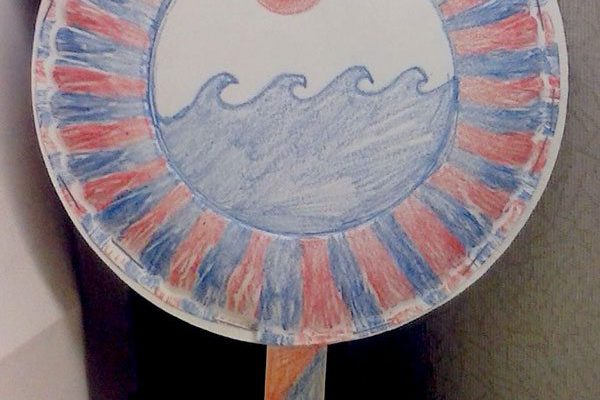 Make a Native American rattle