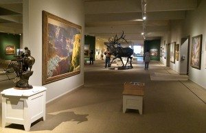 Whitney Western Art Museum.