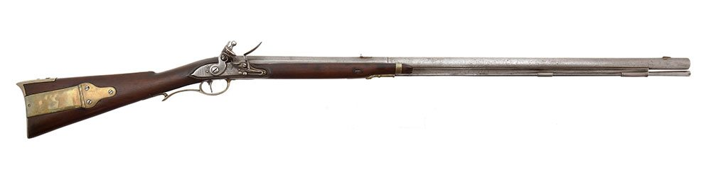 Harper's Ferry U.S. Model 1803 Rifle Type I. Gift of the Olin Corporation, Winchester Arms Collection. 1988.8.1584