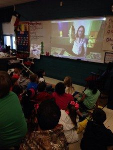 Plains Indian Skype Lesson; Skype in the classroom Lessons